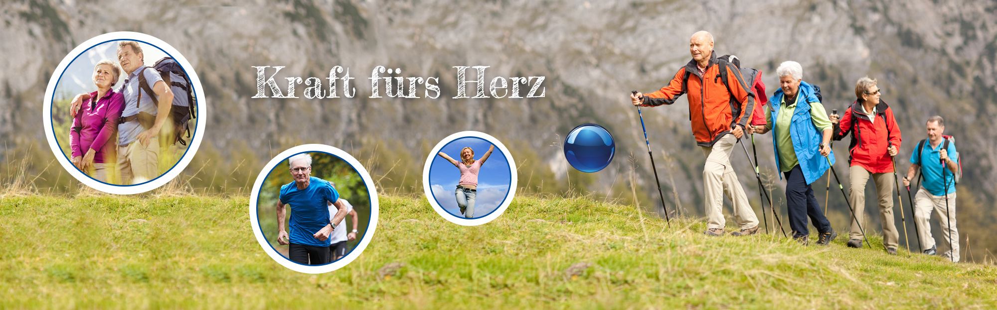 Kraft fürs Herz Background