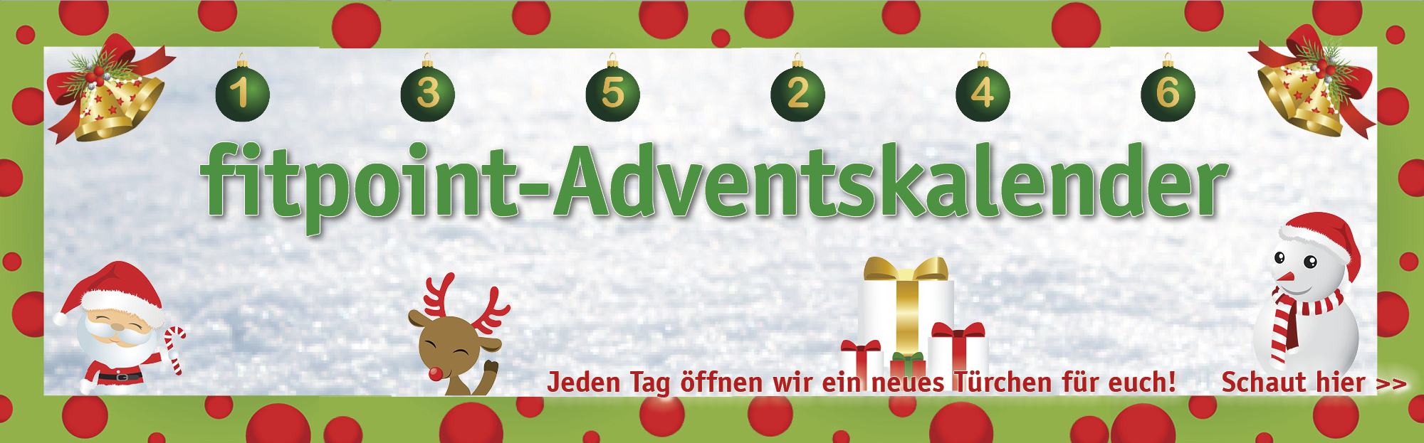 Adventskalender 2018 Background