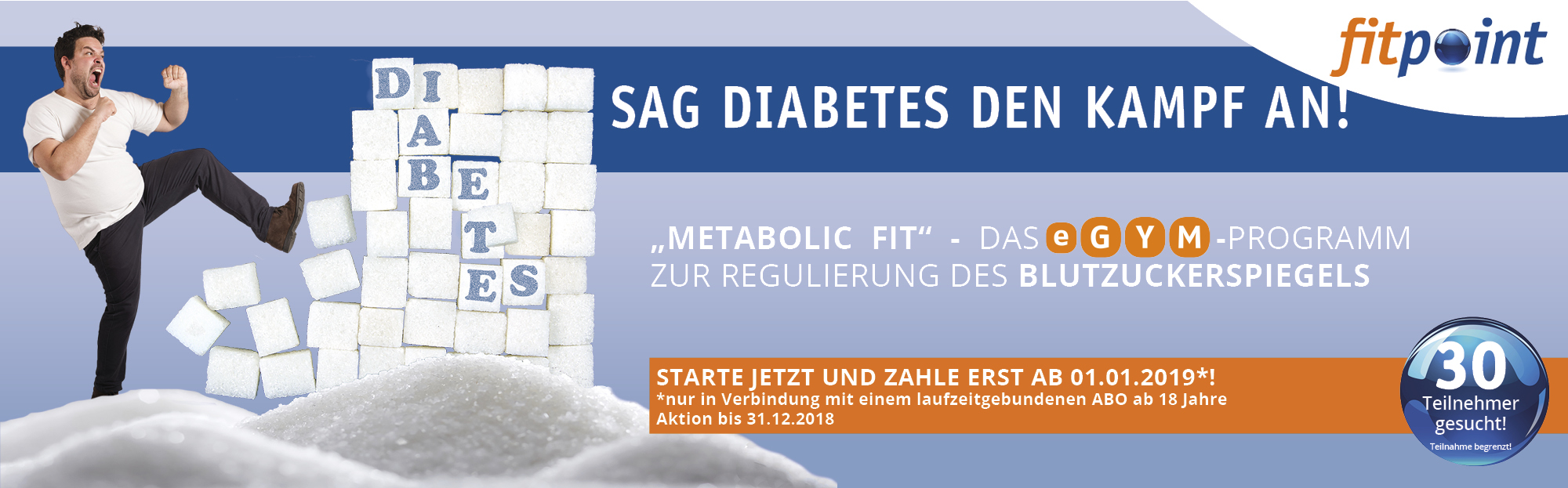 Diabetes Aktion Background