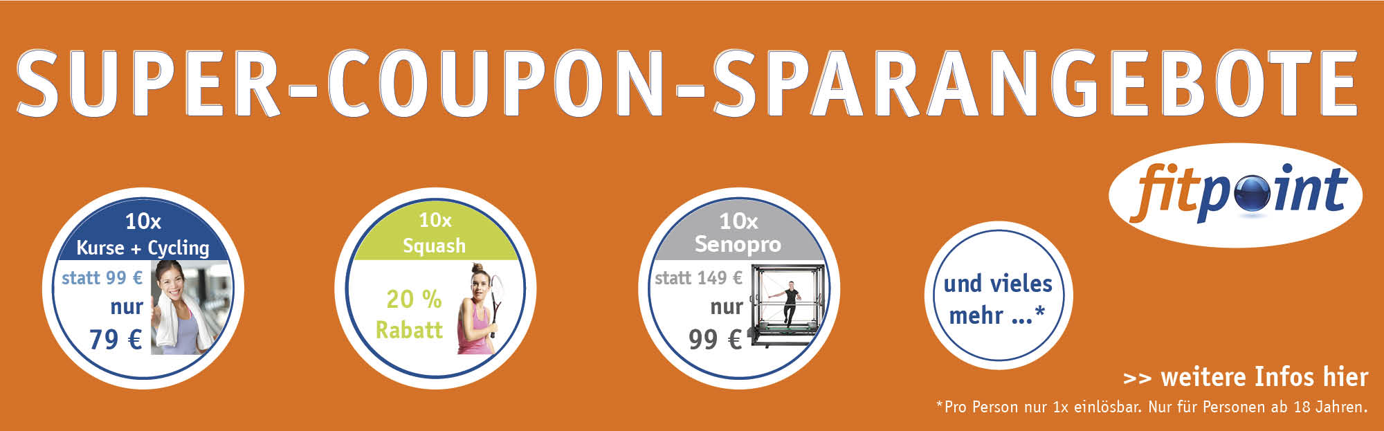 Super-Coupon-Sparangebote Herbst 2020 Background